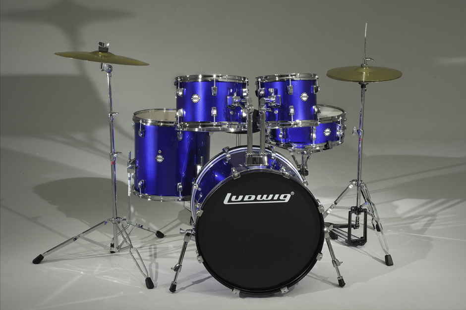 Ludwig Drums    Accent