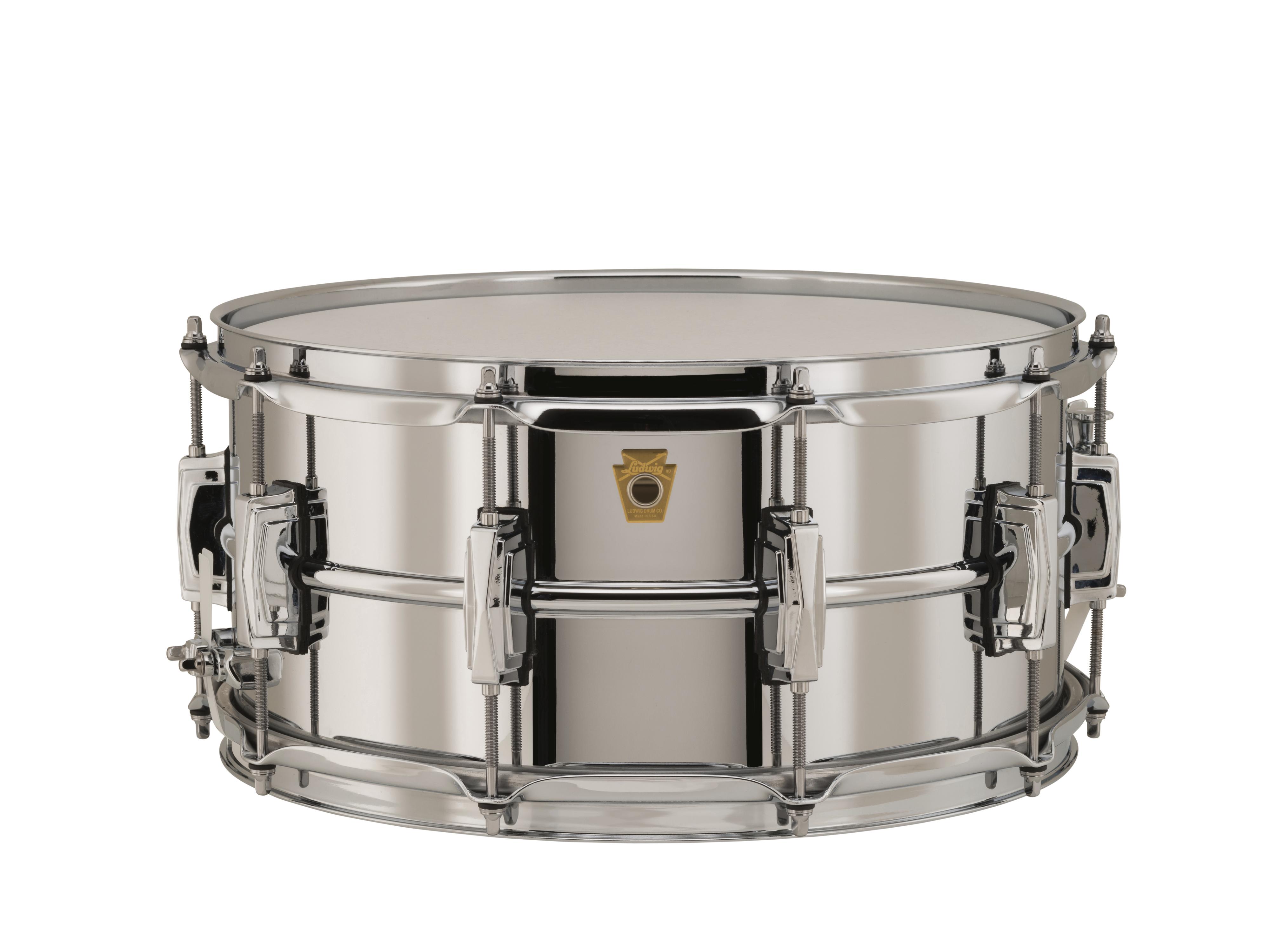 ludwig drums chrome over brass. Black Bedroom Furniture Sets. Home Design Ideas