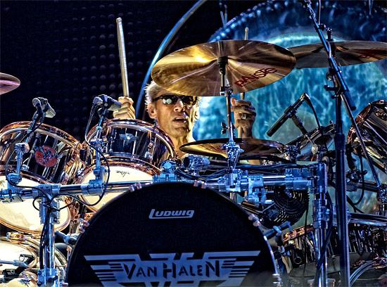 Ludwig Drums Alex Van Halen