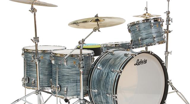 Ludwig Drums Drumkits