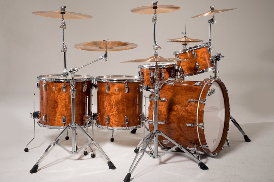 Ludwig drums classic maple for Zenhiser classic house drum sounds