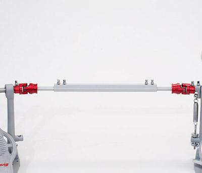Aircraft aluminum connector shaft