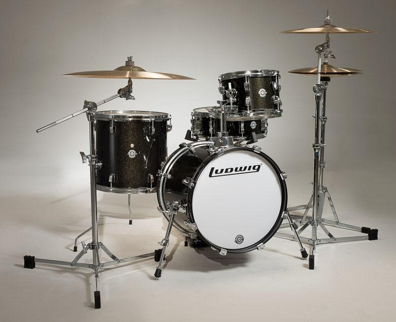 ludwig drums breakbeats