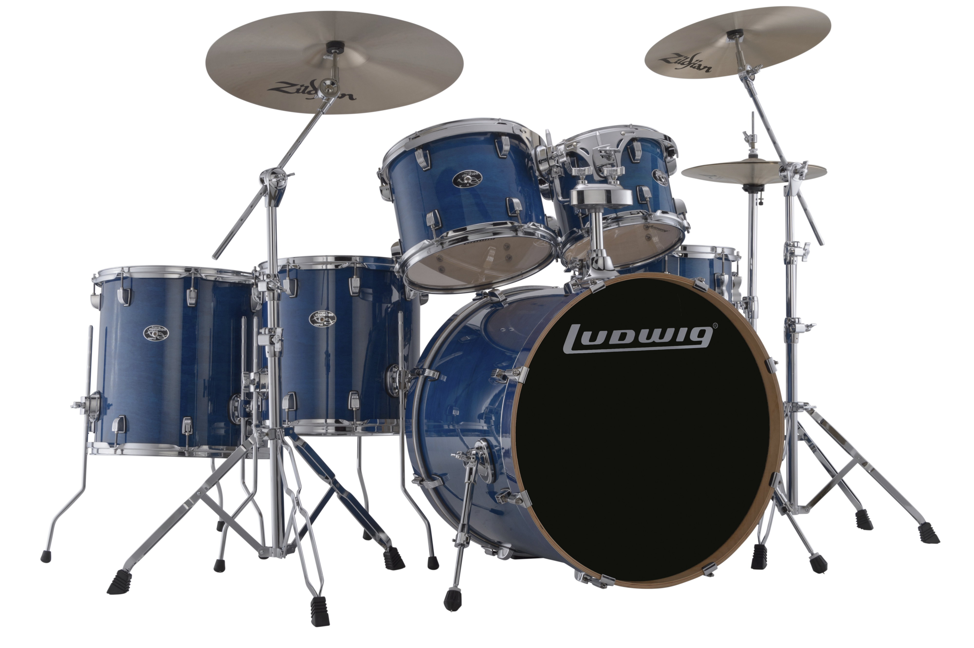 Ludwig Drums Evolution Maple