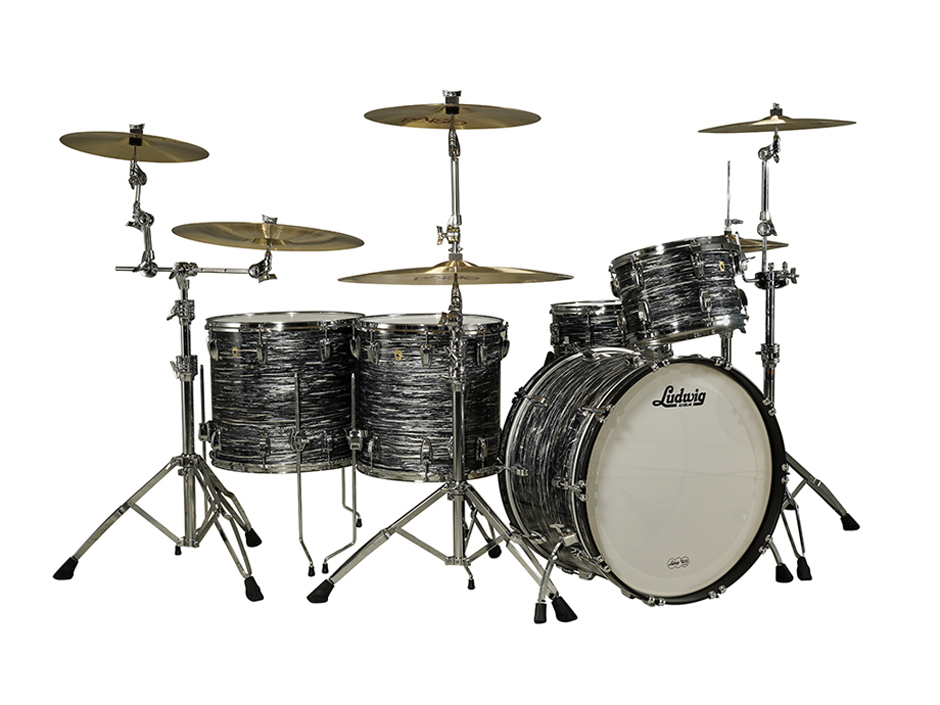 Ludwig Drums Legacy Maple