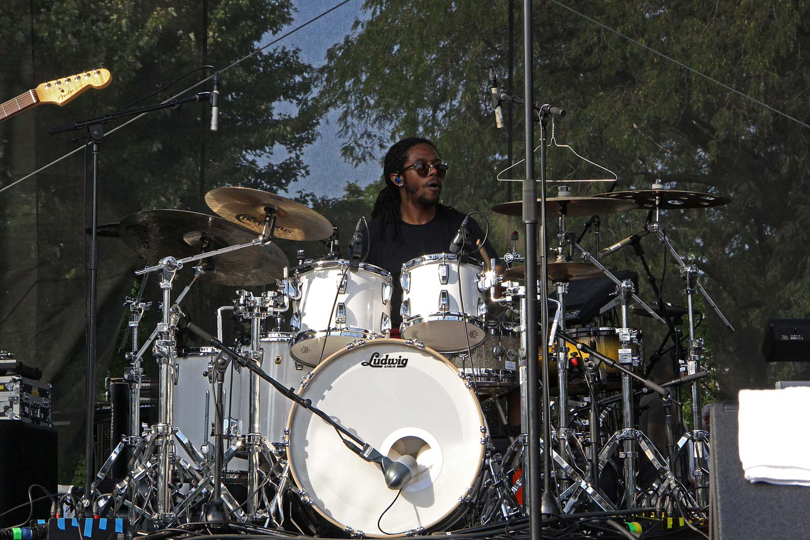 Ludwig Drums Christopher Smith
