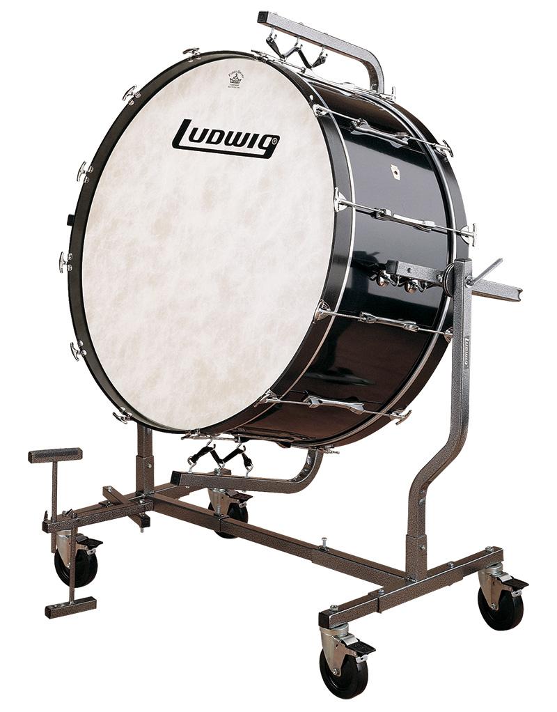 ludwig drums concert bass drums. Black Bedroom Furniture Sets. Home Design Ideas