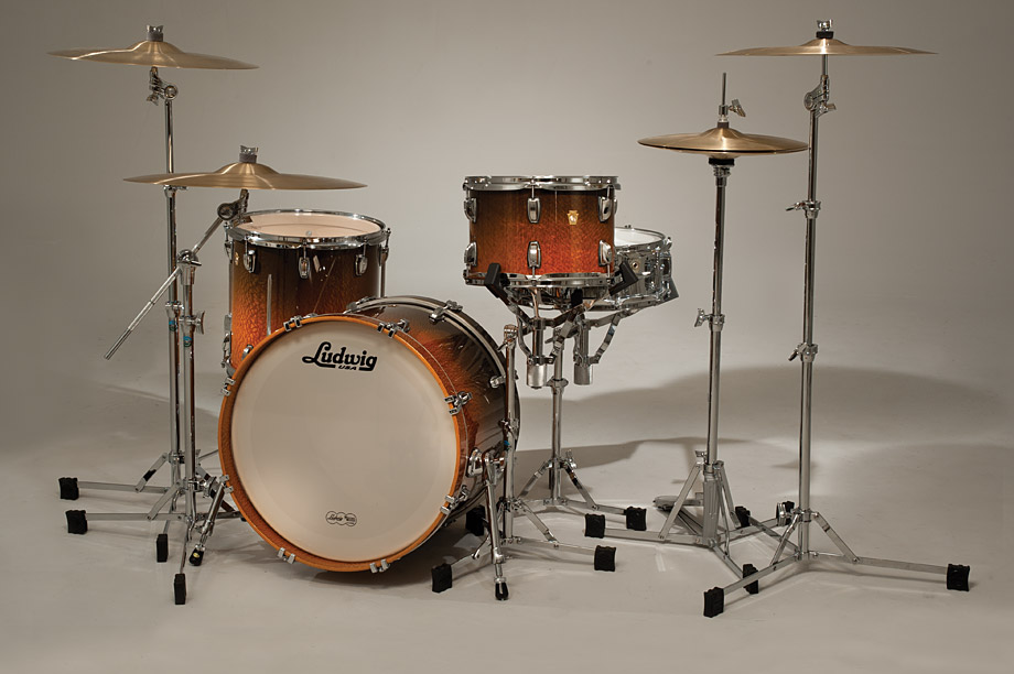 Ludwig drums legacy maple for Classic house drums