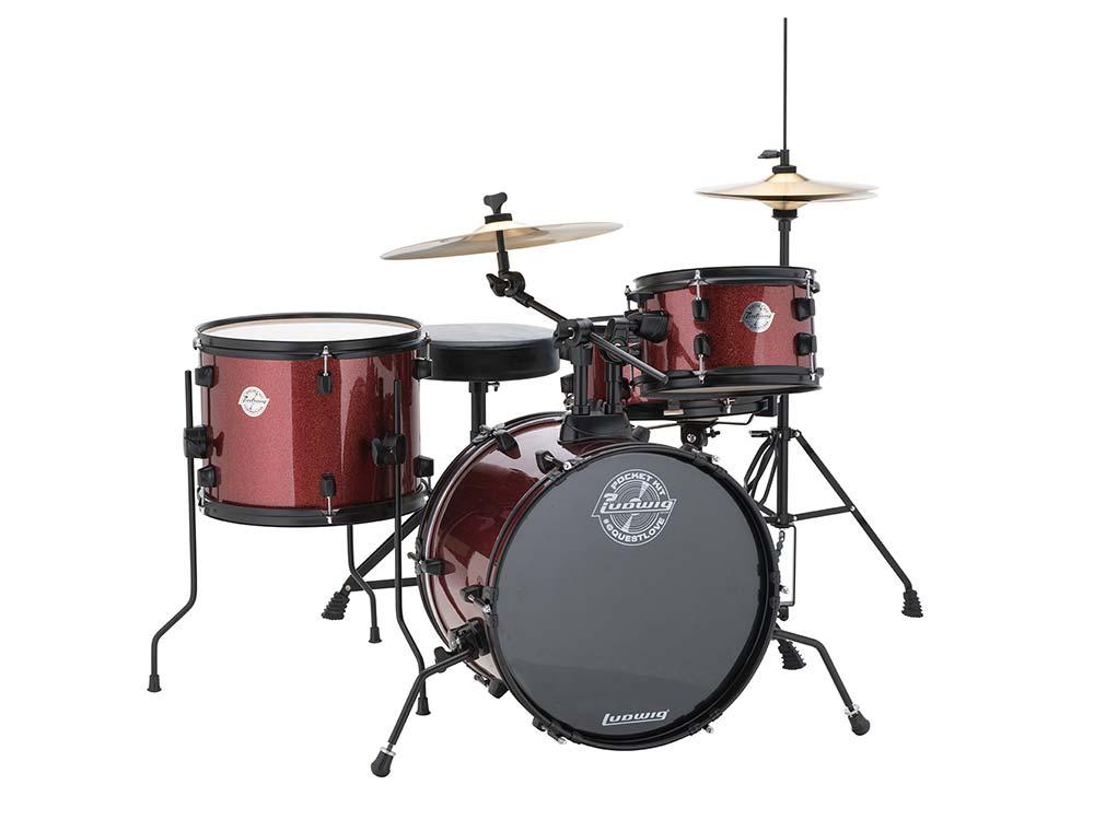 Ludwig Drums The Pocket Kit