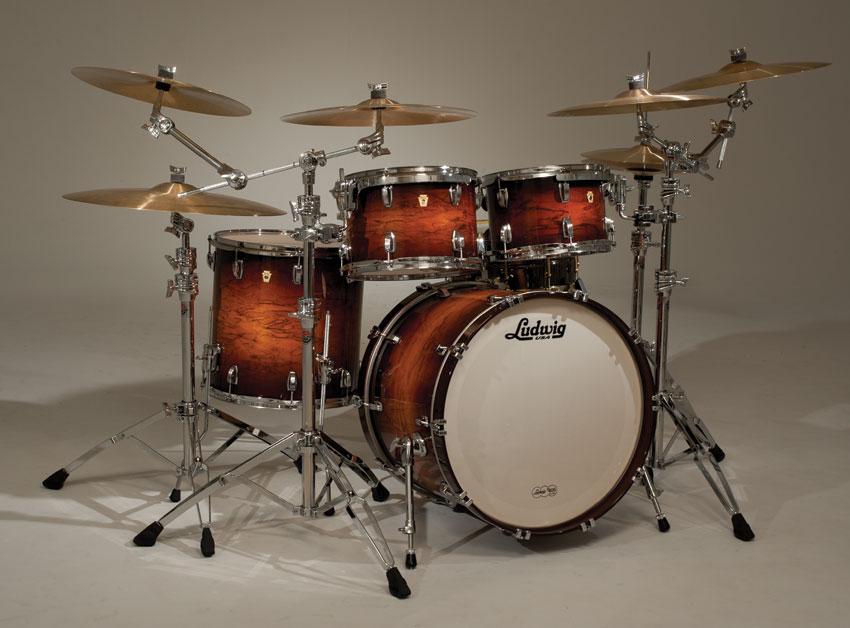 Ludwig Drums Gallery