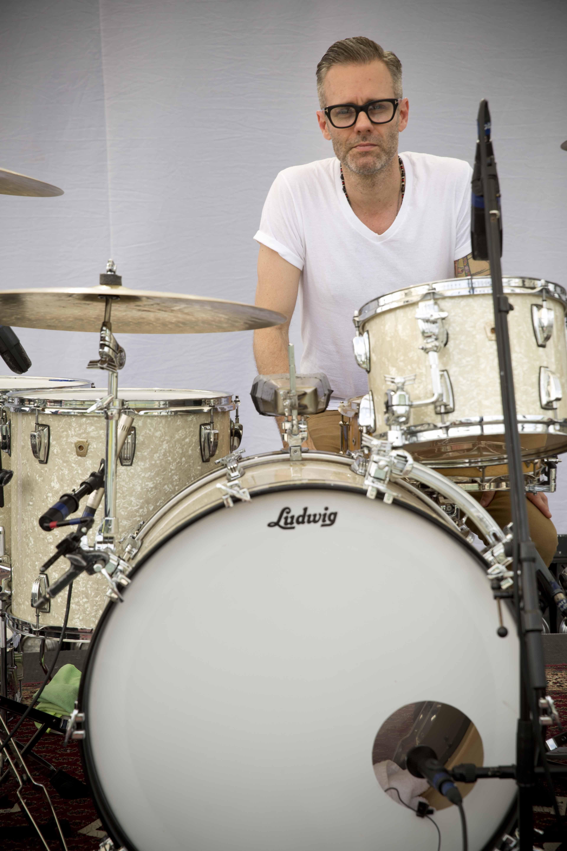 Ludwig Drums Mike Marsh