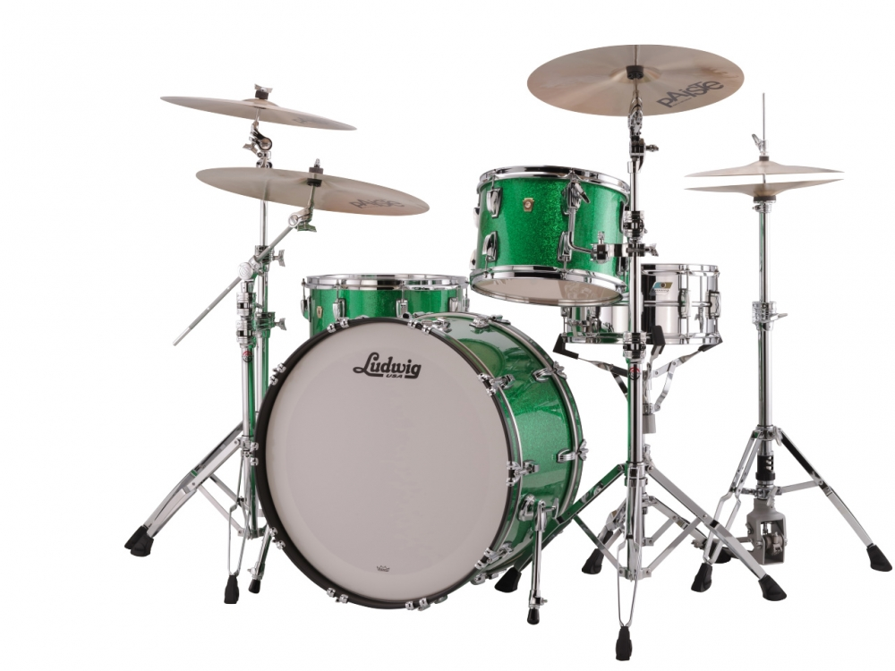 Ludwig Drums :: Classic Maple