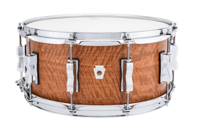 LS264XXB3_Ludwig Neusonic 6.5x14 Snare Drum Satinwood_A.png